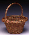 """Early American Life"" Lunch Basket by Bonnie Gale"